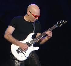 Spesifikasi Ibanez JS1, Koleksi Gitar Joe Satriani