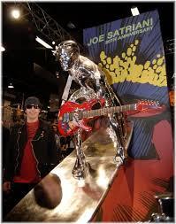 Spesifikasi Ibanez JS20TH, Gitar Koleksi Joe Satriani