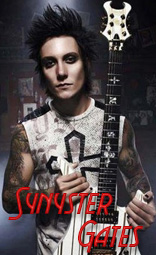 Synyster Gates Equipment