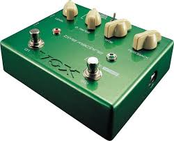 Vox Joe Satriani Time Machine pedal