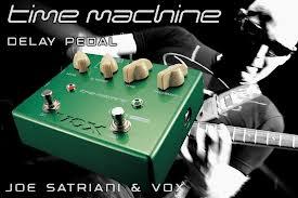 Vox Joe Satriani Time Machine pedal