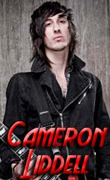 cameron liddell equipment