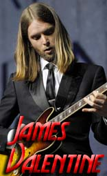james valentine equipment