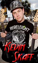 kevin skaff equipment