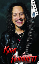 kirk hammett equipment