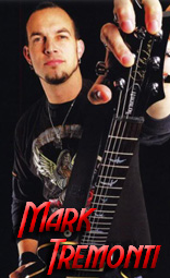 mark tremonti equipment