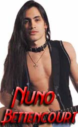 nuno bettencourt equipment