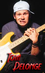 tom delonge equipment
