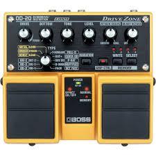 Boss OD-20 Drive Zone pedal