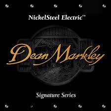 Dean Markley Custom gauge strings