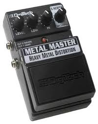 Digitech Metal Master Distortion
