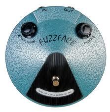 Dunlop JH-F1 Hendrix Fuzz Face