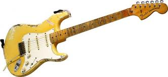 Fender Custom Shop Yngwie Malmsteen Tribute Stratocaster