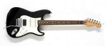 Fender Stratocaster Richie Sambora Signature black