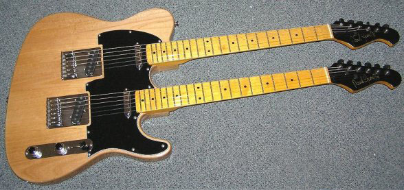 Fender Telecaster doubleneck