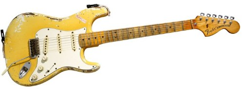 Gitar Fender Custom Shop Yngwie Malmsteen Tribute Stratocaster
