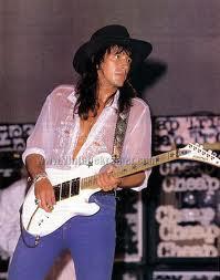 Kramer RS Signature Model, Gitar Richie Sambora