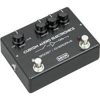 MXR MC402 Custom Audio Electronic