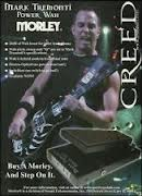 Morley MARK 1 Mark Tremonti