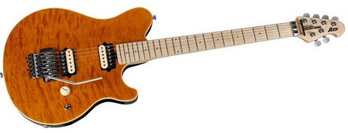 MusicMan Axis gold