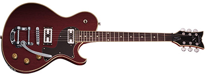 Schecter Solo Vintage red