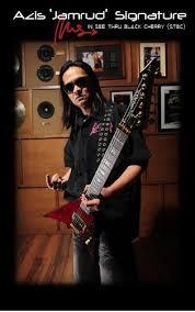 Spesifikasi Gitar Artrock Azis 666 Signature Series (Gitar Azis Jamrud)