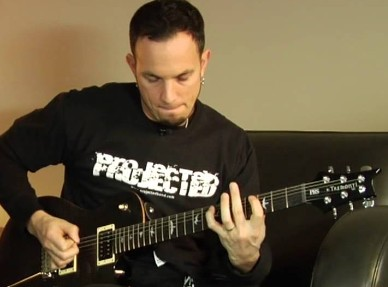 Spesifikasi Gitar PRS Tremonti SE Custom (Gitar Mark Tremonti Creed)