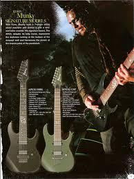 Spesifikasi Ibanez K7 APEX2 (Gitar Munky Korn)