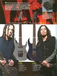 Spesifikasi Ibanez K7 (Gitar Munky Korn)