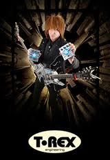 T-Rex Michael Angelo Batio Overdrive