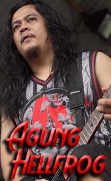 agung burgerkill equipment