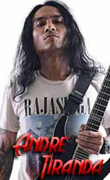 andre siksakubur equipment