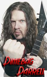 dimebag darrell equipment