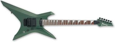 ibanez XPT700XH green