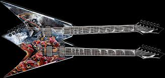 DAVE MUSTAINE VMNT DOUBLE NECK DIADEM