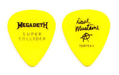 Dave Mustaine signature pick