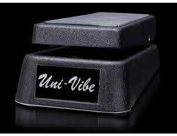 Dunlop Uni-Vibe Wah Controller