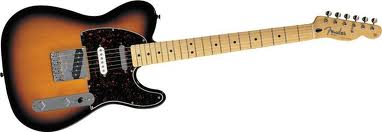Fender Deluxe Series Nashville Telecaster brown sunburst