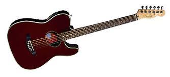 Fender Standard Telecoustic
