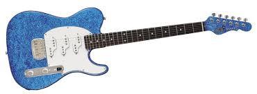 G&L ASAT Z3 blue