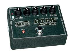 MXR DD11 Dimebag Darrell Distortion