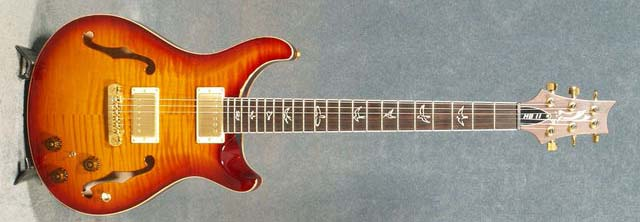 PRS 25TH ANNIVERSARY HOLLOWBODY II