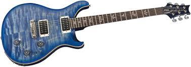 PRS P22 blue