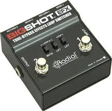 Radial Bigshot EFX Loop Switcher