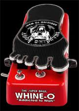 Snarling Dogs Wah Wah Whine O pedal