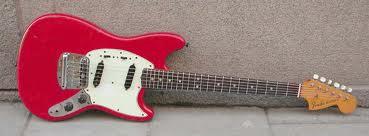 1968 Fender Mustang