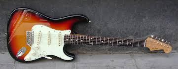 1986 Fender Strat '62 reissue