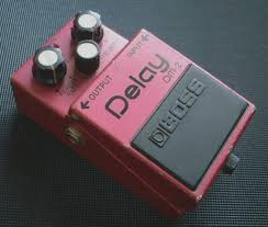 Boss Delay DM-2