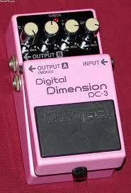 Boss Digital Dimension DC-3