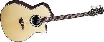 Dean Exotica RSE Supreme Acoustic